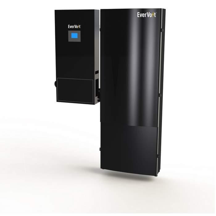 Panasonic Evervolt DC System Rendering