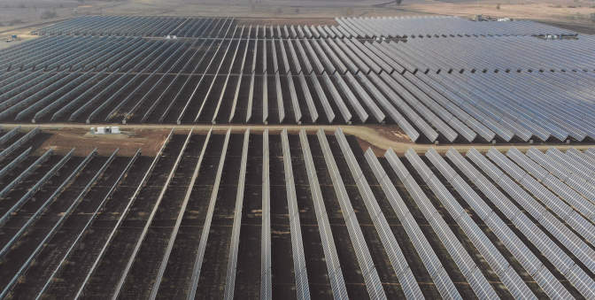 Ideematec solar tracker