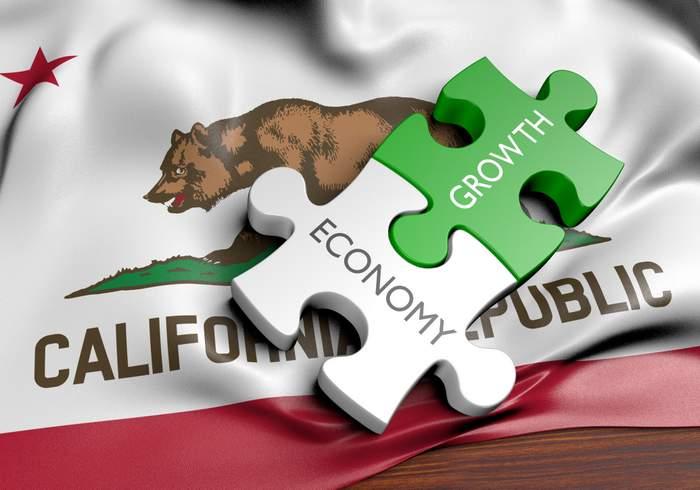 California economic growth