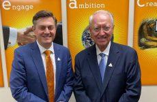 Inovateus TJ Kanczuzewski (L) and Timothy Sutherland (R)