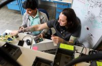 Rensselaer Lab has a new approach for testing smart inverter grid communications