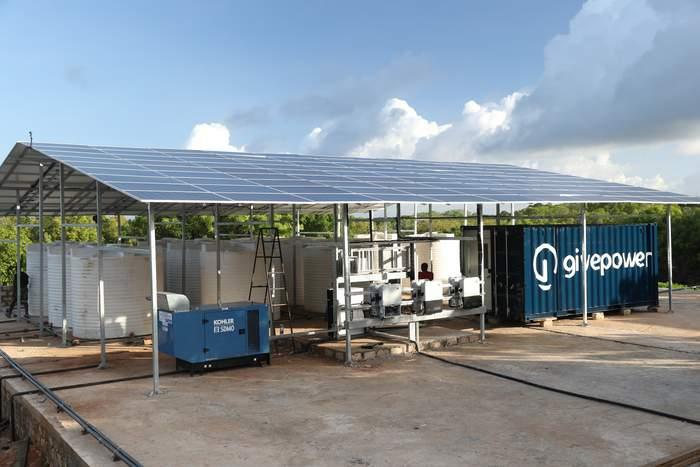 Solar Water Farm