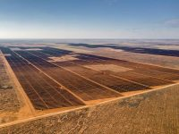 Prospero I, a 379MW solar farm under construction in Andrews County, Texas, is co-owned by Longroad Energy and AIP.  The project, one of the largest in the US, will be comprised of nearly 3.2 million PV panels and is expected to be completed in Q2 2020.