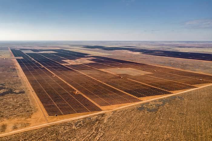 longroad solar project