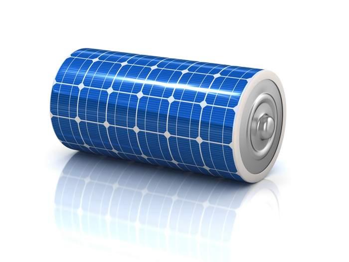 solar battery backup operation