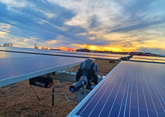 Solar Flex Rack