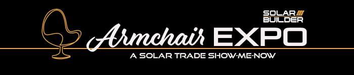 Solar Builder Armchair Expo