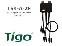 Tigo's newest rapid shutdown device is UL certified with the largest network of inverters