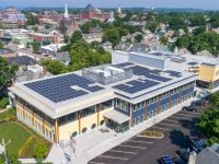 This Vermont YMCA's rooftop solar array will provide 25 percent of its energy needs