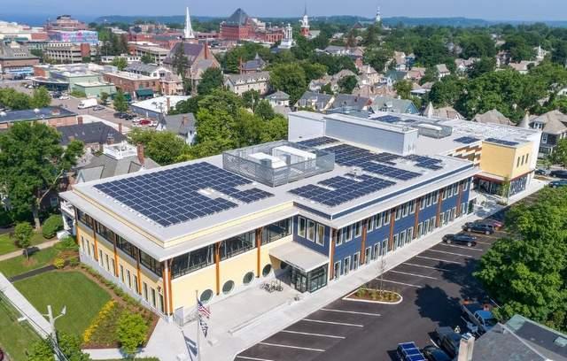 rooftop solar burlington building