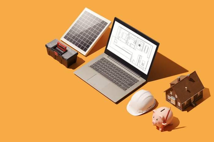 home solar energy makeover