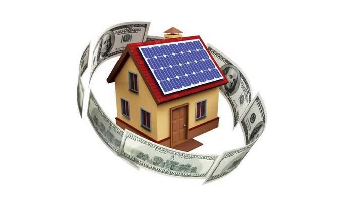 home solar financing