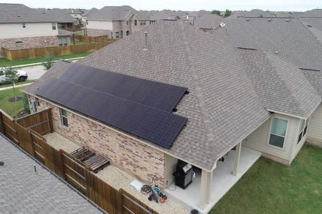 Longhorn Solar Community Solar installation
