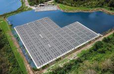 Fort Bragg adds a floating solar + storage plant via Duke Energy, Ameresco