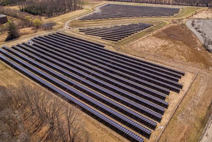 Nexamp Hadley Solar