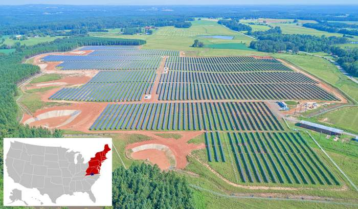 Danville-Virgina-solar-project-installed-with-Solar-FlexRack-TDP-2-Trackers-1