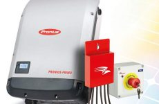 FireRaptor update: First-ever AFCI certification with Fronius PRIMO inverter range