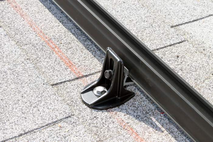 Ultra Rail SpeedSeal Foot_Installed with UR-40