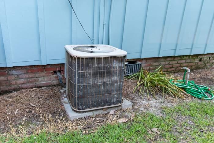 old HVAC
