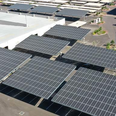 Voya solar panels