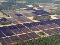 Origis Energy Solar field