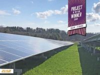 Solar + Storage Project of the Year 2020: Amesbury Landfill