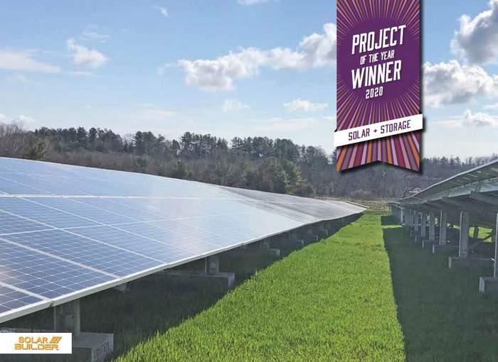solar storage POY