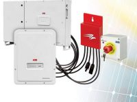 IMO FireRaptor receives UL PVRSS listing with FIMER solar inverters