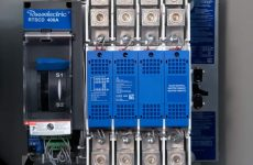 Russelectric with a new RTSCD Commercial Duty Transfer Switch