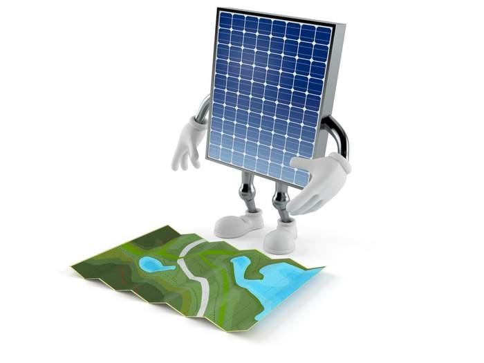 local solar planning