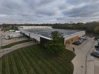 Kloss Distributing solar rooftop