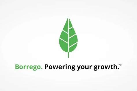 Borrego Solar logo