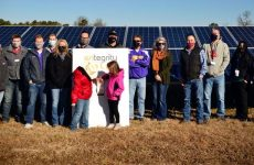 Concord Public Schools in Arkansas turns on 341-kW solar array with Entegrity
