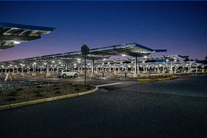 KDC Solar panels