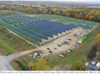 Pine Gate Renewables brings 8 solar projects online in Michigan