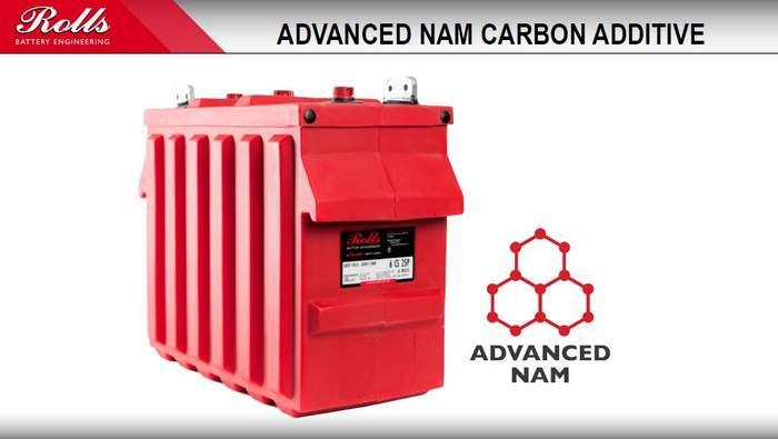 Rolls Advanced NAM
