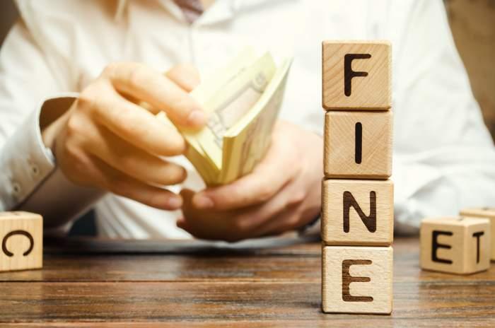 fine penalty