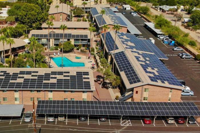 rooftech solar gain