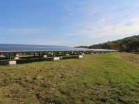 1.5 MWdc solar project developed by AC Power and Citrine Power in Hopatcong Township
