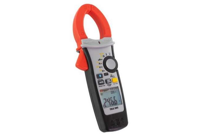 Megger solar clamp meter