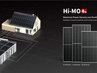 LONGi focuses on DG solar in 2021, debuts Hi-MO series 4 module for residential, commercial applications