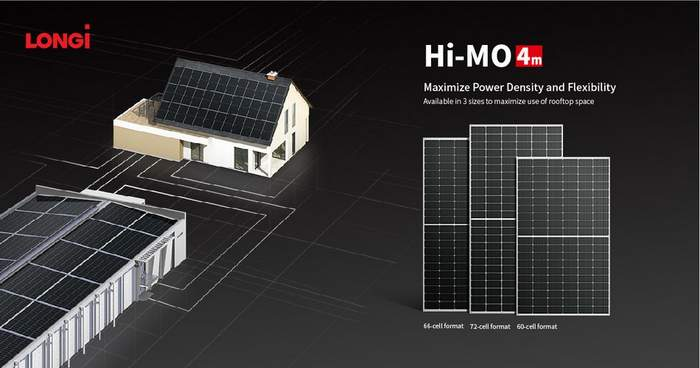 longi solar modules