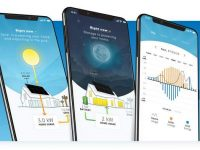 Monitoring home solar monitors: SunPower and Sense update their apps, David Energy wants to do everything