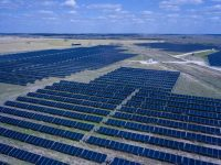 Adapture Renewables completes the Catan Solar project in Runge, Texas