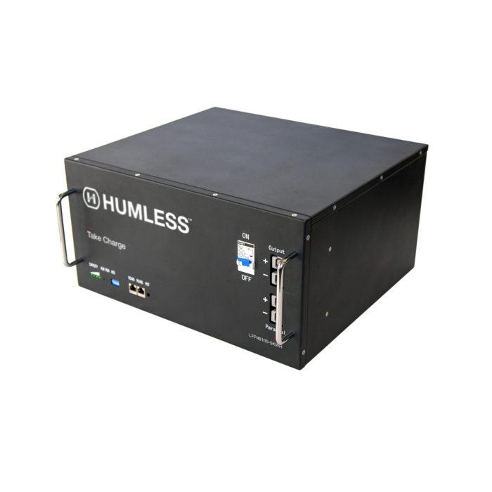 Humless LiFePO4 battery