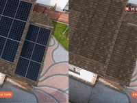 Mitrex's new BIPV solar roofing panels mimic roof shingles