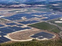 Snipesville Solar Site in Jeff Davis County, Ga.
