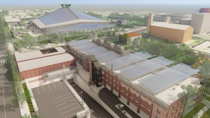 Unico Solar - Climate Pledge Arena 1