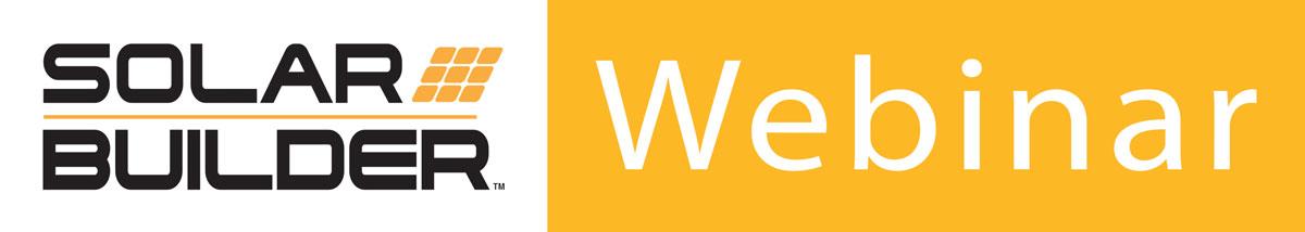 Solar Builder | Webinar