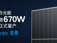 Holy moly: Trina Solar unveils a 670-W module (here's what we know about it)